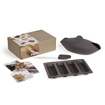 Lekue - Zestaw do wypieku chleba rzemieślniczego