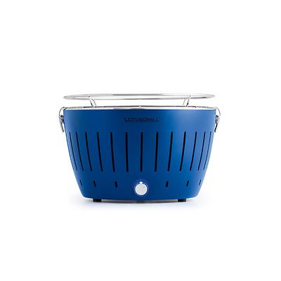 LotusGrill - Grill węglowy MINI Niebieski