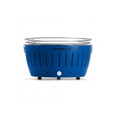 LotusGrill - Grill węglowy XL Niebieski