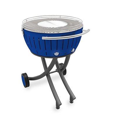 LotusGrill - Grill węglowy XXL Niebieski