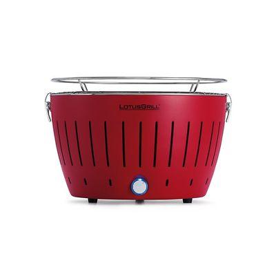 LotusGrill Standard Czerwony