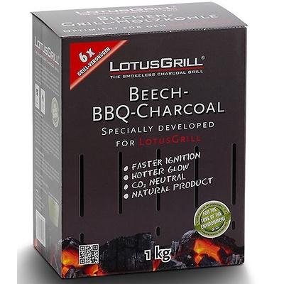 LotusGrill - Węgiel 1kg w kartonie