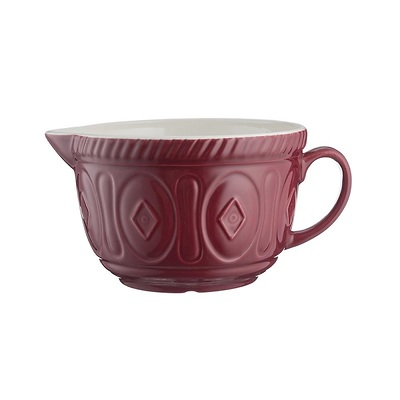 Mason Cash - Colour Mix Mixing Bowls Dzbanek burgundowy