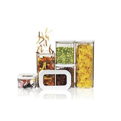 Mepal - Modula Zestaw 5 pojemników  na żywność