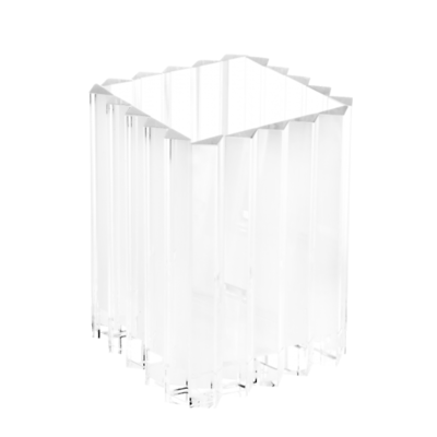 MilooHome - Crystal Bars  świecznik
