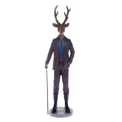 MilooHome - Figurka Pan Jeleń