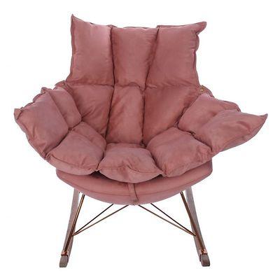MilooHome - Fotel bujany Lieslie