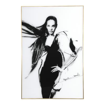 MilooHome - Paprocki&Brzozowski Fashion Sketch III obraz ścienny