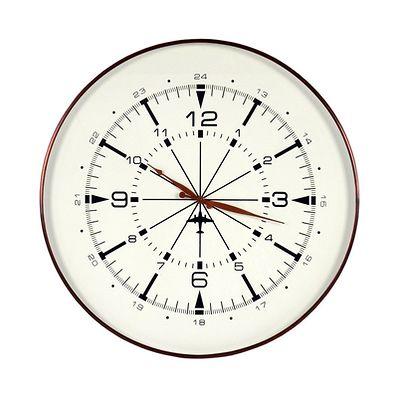 MilooHome - Zegar ścienny Eclipse
