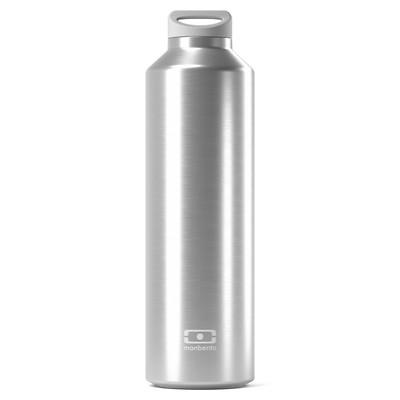 Monbento - Butelka termiczna Steel Metallic Silver