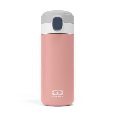 Monbento - Kubek termiczny Pop, Pink Flamingo