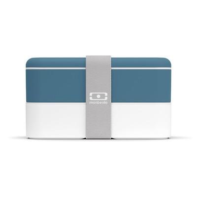Monbento - Lunchbox Bento Original Blue Denim