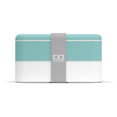 Monbento - Lunchbox Bento Original Green Lagoon