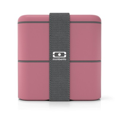 Monbento - Lunchbox Bento Square, Pink Blush