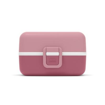 Monbento - Lunchbox dziecięcy Tresor Pink Blush