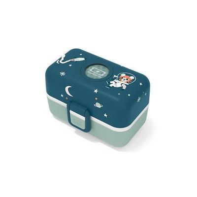 Monbento - Lunchbox dziecięcy TresorGraphic Cosmic Blue