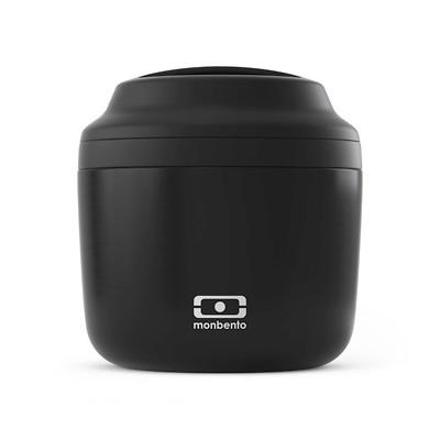 Monbento - Termos obiadowy Element New, Black Onyx