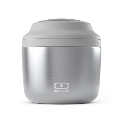Monbento - Termos obiadowy Element New, Silver