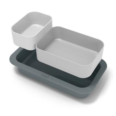 Monbento - Zestaw 3 foremek do lunchboxów Silicase