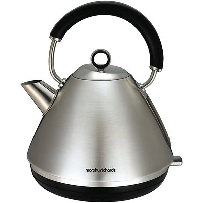 Morphy Richards - New Accents Brushed Czajnik