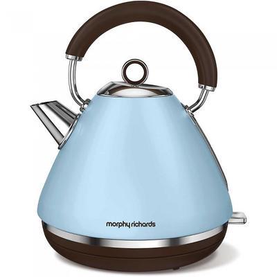 Morphy Richards - New Accents Special Edition Czajnik błękitny