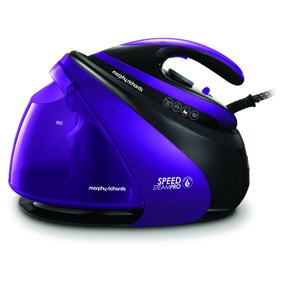 Morphy Richards - Speed Steam PRO Generator Pary  z funcją AutoClean