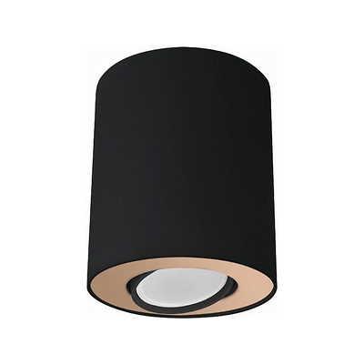 Nowodvorski Lighting - Spot Set Black/Gold Lampa sufitowa