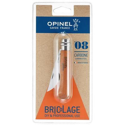 Opinel - Carbon Steel Nóż No.08, blister