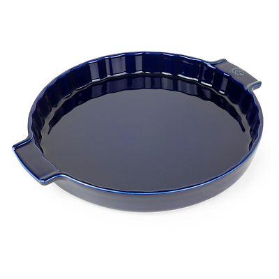Peugeot - APPOLIA Naczynie okrągłe do tarty, niebieskie