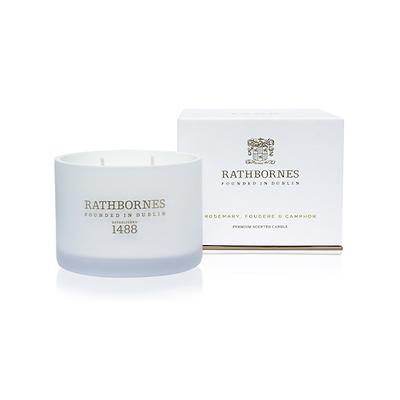 Rathbornes - Classic Rosemary Świeca zapachowa naturalna