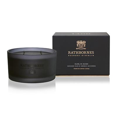 Rathbornes - Luxury Dublin Dusk Świeca zapachowa naturalna