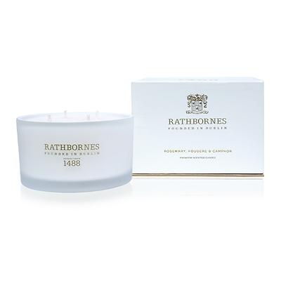 Rathbornes - Luxury Rosemary Świeca zapachowa naturalna