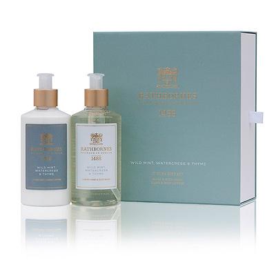 Rathbornes - Luxury White Pepper Wash & Lotion Zestaw kosmetyków