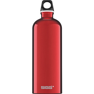 SIGG - BUTELKA TRAVELLER RED