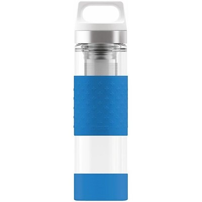SIGG - TERMOS SZKLANY HOT & COLD Electric Blue