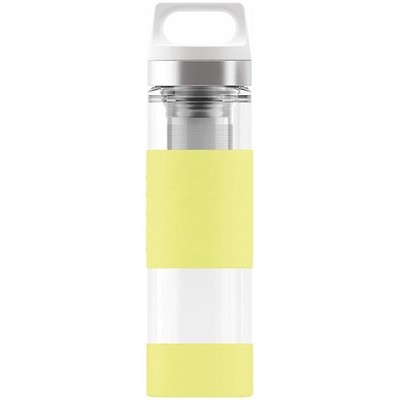 SIGG - TERMOS SZKLANY HOT & COLD Ultra Lemon
