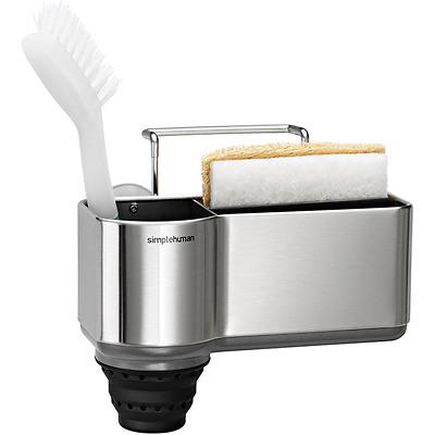simplehuman - Sink Caddy Pojemnik do zlewu na przybory do zmywania