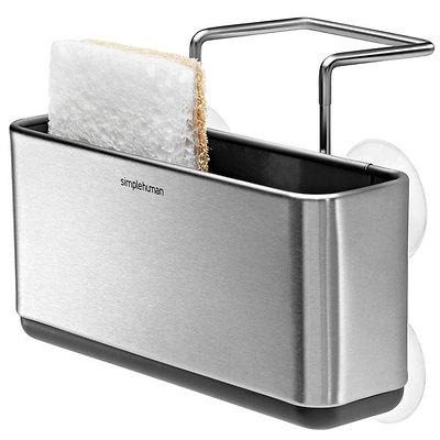 simplehuman - Slim Pojemnik do zlewu na przybory do zmywania