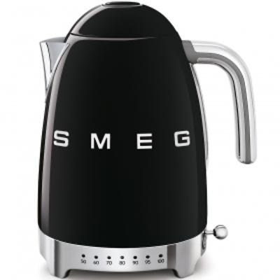 Smeg - 50'S Retro Style czajnik elektryczny, czarny