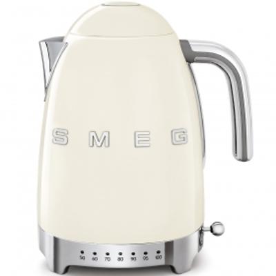 Smeg - 50'S Retro Style czajnik elektryczny, kremowy