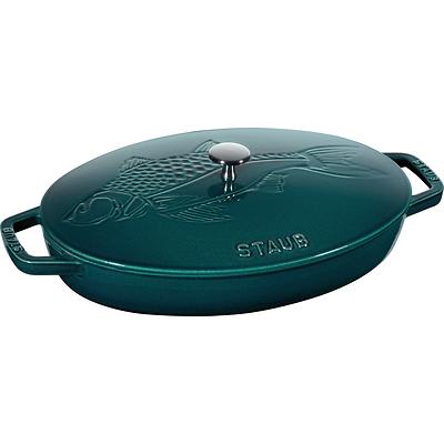 Staub - Brytfanna żeliwna do pieczenia i duszenia ryb