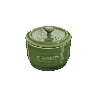 Staub -pojemnik do przechowywania, zielony