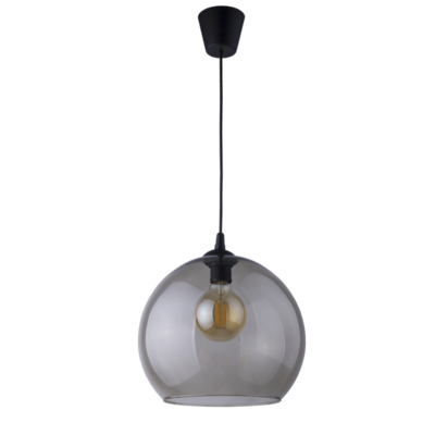 Tk Lighting - Cubus Graphite Lampa wisząca