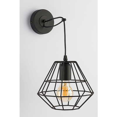 Tk Lighting - Diamond Black Kiknkiet