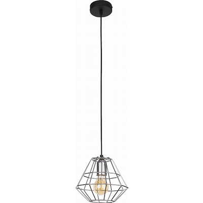 Tk Lighting - Diamond Silver Lampa wisząca