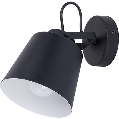Tk Lighting - Primo Black Kinkiet