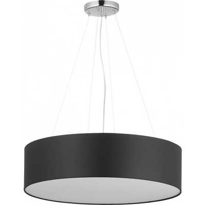 Tk Lighting - Vienna Black Lampa wisząca
