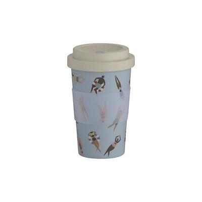 "Typhoon - Active Pure Kubek na kawę ""TO GO"" z włókien bambusa"
