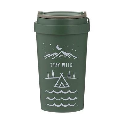 """Typhoon - Active Stay Wild Kubek na kawę """"TO GO"""" z włókien pszenicy"""