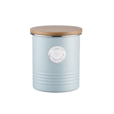 Typhoon - Living Pojemnik na herbatę błękitny